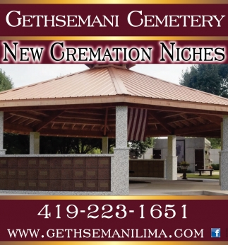 New Cremation Niches
