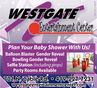 Plan Your Baby Shower With Us!