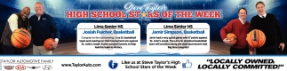 High School St - Rs Of The Week