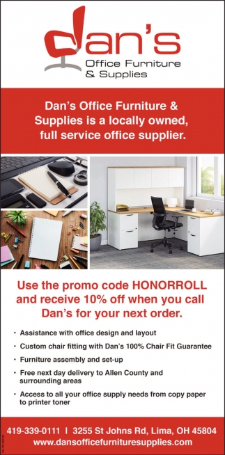 Full Service, Office Supplier