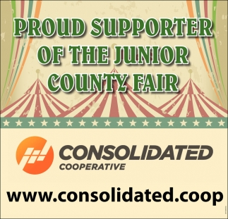 Proud Supporter of The Junior County Fair