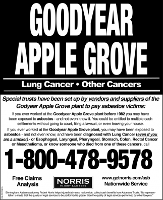 Goodyear Apple Grove