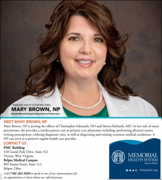Meet Mary Brown
