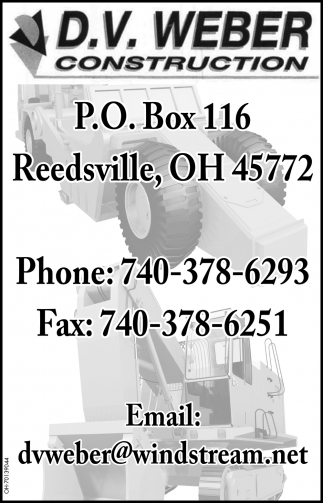Construction - Reedsville