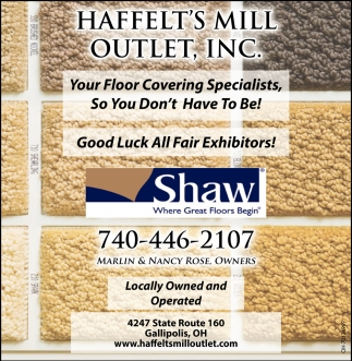 Your Floor Covering Specialists