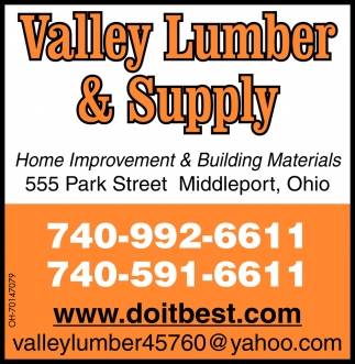 Home Improvement & Building Materials