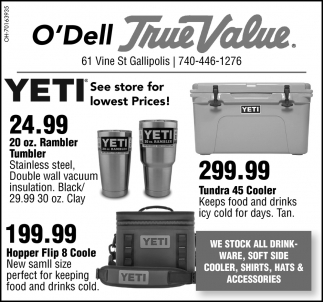 Yeti - See store for lowest Prices!