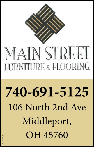 Furniture and Floor Covering Store