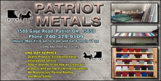 Quality Products, Exceptional Value, Unsurpassed Service!