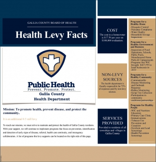 Healt Levy Facts