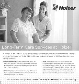Long-Term Care Services
