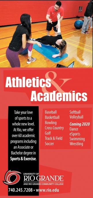 Athletics & Academics