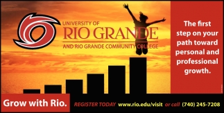 Grow with Rio
