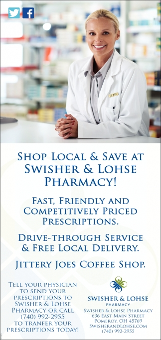 Shop Local & Save