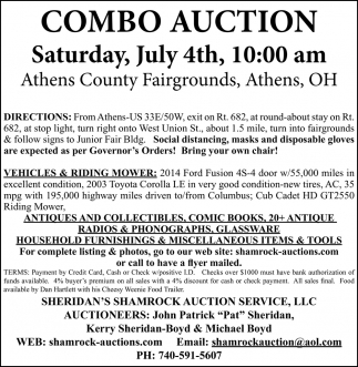 Combo Auction