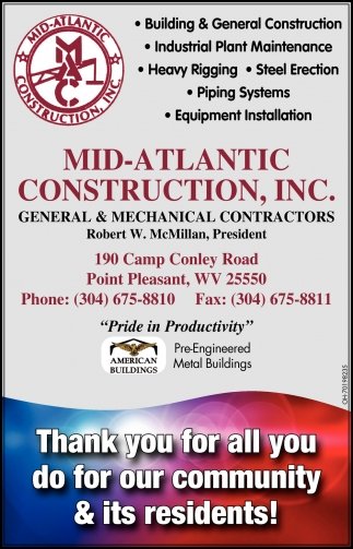 General & Mechanical Contractors