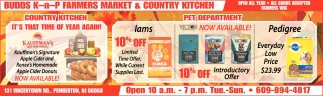 Country Chicken - Pet Department