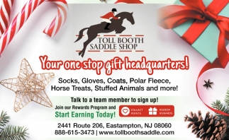 Your One Stop Gift Headquarters!