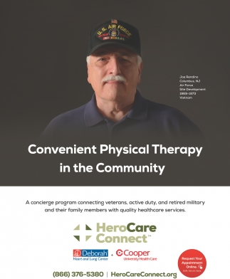 Convenient Physical Therapy In The Community