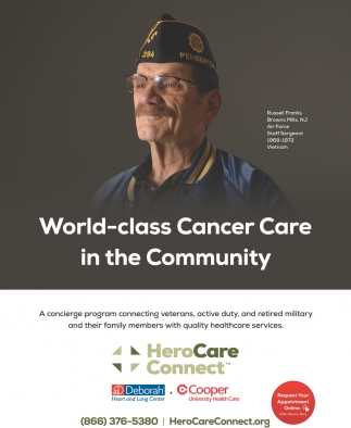 World-Class Cancer Care In The Community