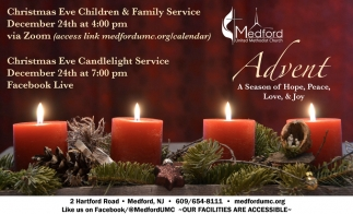 Christmas Eve Children & Family Service