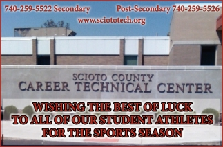 Wishing the best of luck to all of our student athletes for the sports season