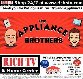 The Appliance Brothers