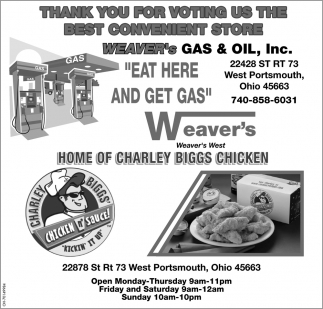 Thank you for voting us the Best Convenient Store