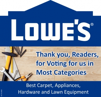 Thank you, Readers, for Voting for us in Most Categories
