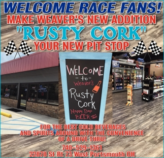 Welcome Race Fans!