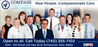 Real People. Compassionate Care