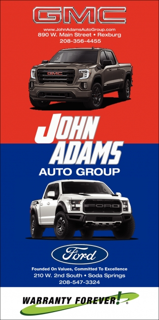 founded on values committed to excellence john adams auto group excellence john adams auto group