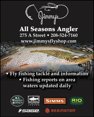 All Seasons Angler