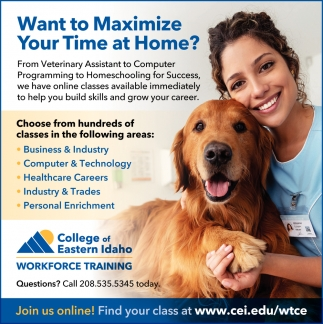 Want to Maximize Your Time at Home?