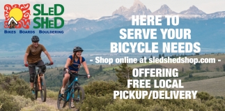 Here to Serve Your Bisycle Needs