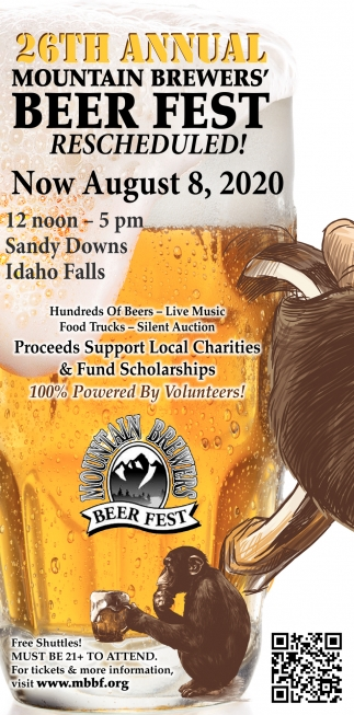 26th Annual Mountain Brewers