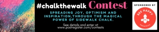 Chalkthewalk Contest