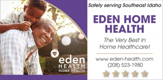 The Very Best in Home Healthcare