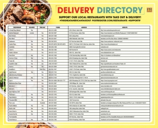 Delivery Directory