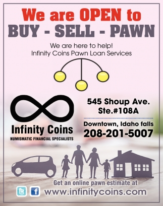 Weare Open to Buy Sell Pawn