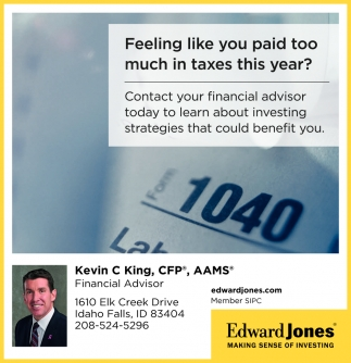 Feeling Like You Paid too Much in Taxes this Year?