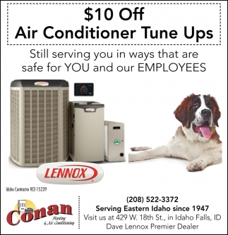 Air Conditioner Tune Ups