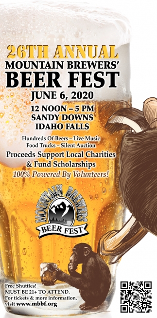26th Annual Mountain Brewers' Beer Fest