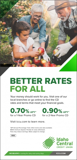 Better Rates for All