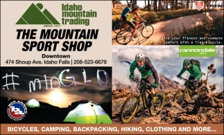The Mountain Sport Shop