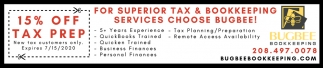 For Superior Tax & Bookkeeping