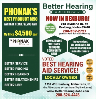 Phonak's Best Product M90