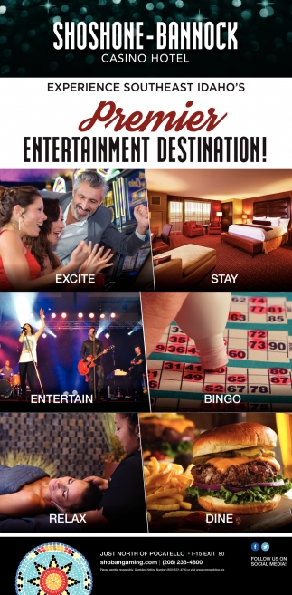 Premier Entertainment Destination!