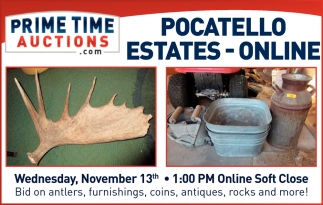 Pocatello Estates - Online