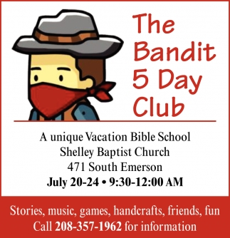 The Bandit 5 Day Club